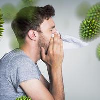 puhanje nosa, prehlada, Shutterstock 320398826