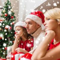 obitelj i blagdani, blagdanska depresija,Shutterstock 228905653