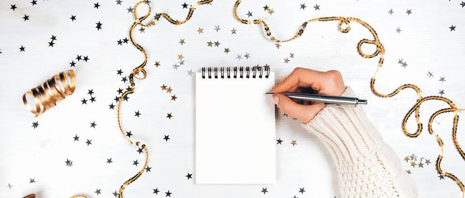 Odluke nova godina shutterstock