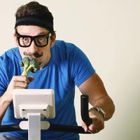 Muskarac, vjezbanje, zdrava hrana