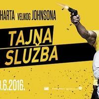 Tajna služba Central inteligence trailer slika Cinestar Zagreb