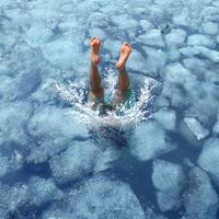 ledenqa voda, Shutterstock 275272916