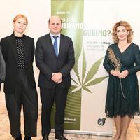Stig Erik Sørheim, predsjednik EURAD a, Jadranka Hubler, dr.med., dr.sc. Ivan Ćelić, Ivana Portolan Pajić, dr.med., doc. dr. sc Ognjen Brborović