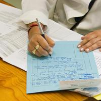 liječnici i ruzan rukopis