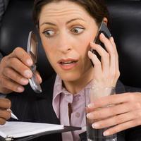 multitasking, stres, posao, ured