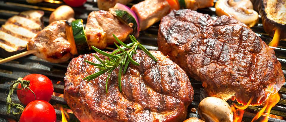 artritis, rostilj, crveno meso