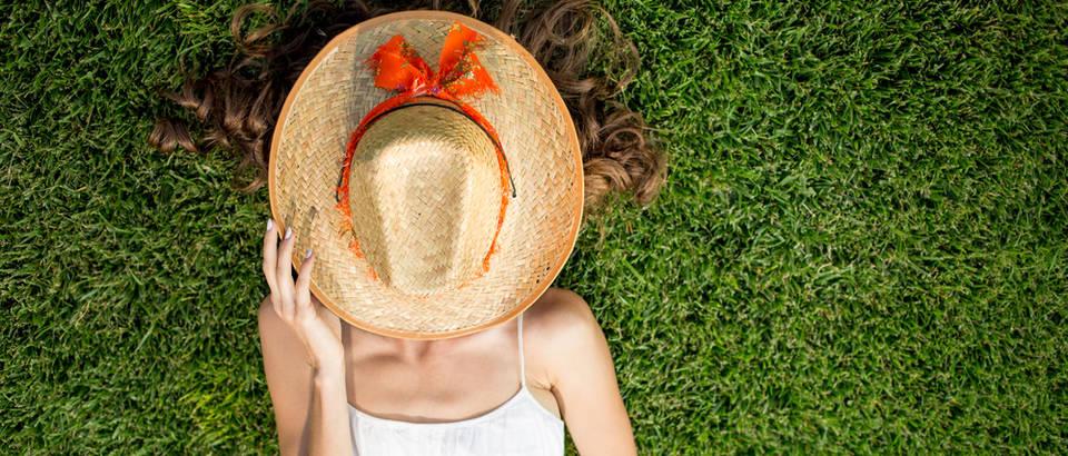Zaštita sunce šešir