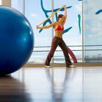 rastezanje, fitness, vjezbanje