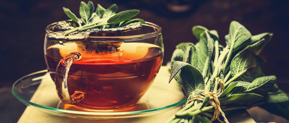 Kadulja čaj