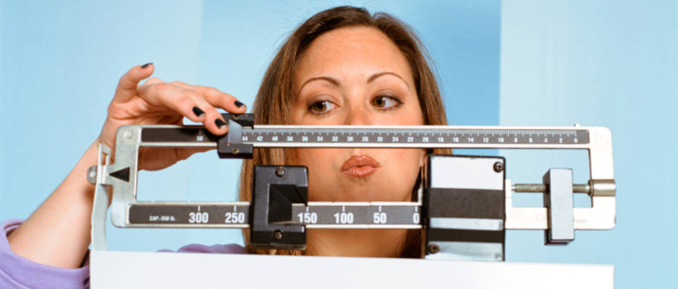 Vaga, debljanje, mrsavljenje, kilogrami