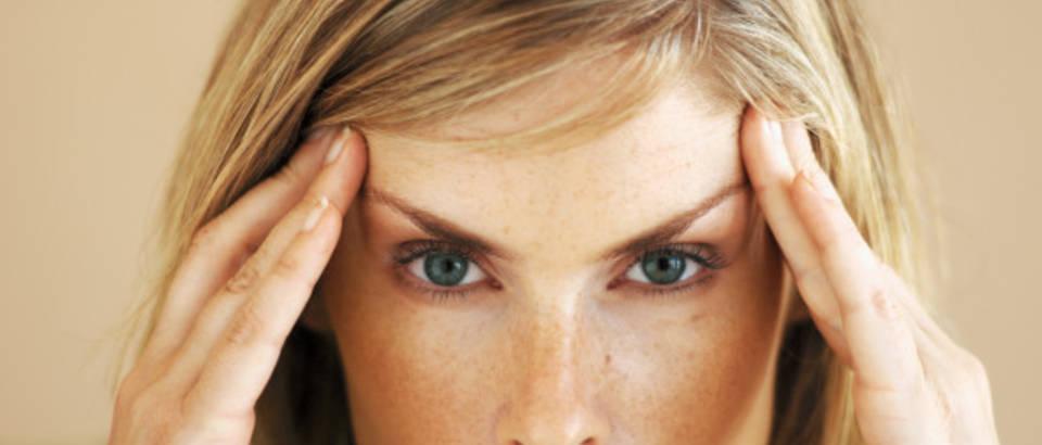 Glavobolja, migrena, bol